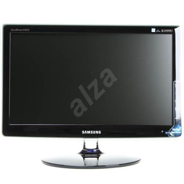 "20"" Samsung ECOFIT P2070 černý - LCD monitor"