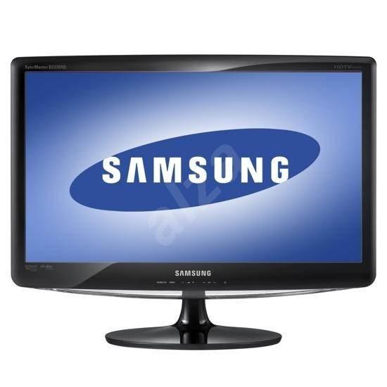 """23"""" Samsung B2330HD černý - LCD monitor"""