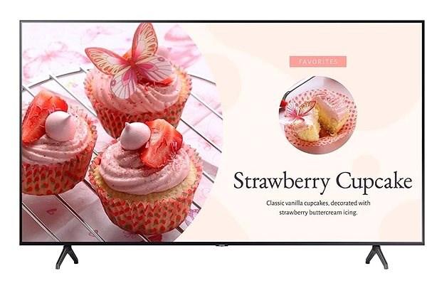 "70"" Samsung Business TV BE70T-H - Velkoformátový displej"