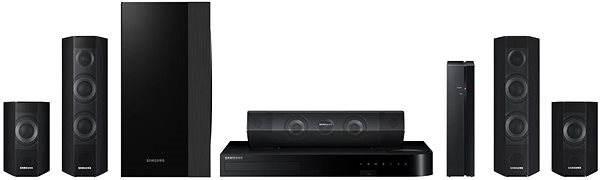Samsung HT-J7500W - Domácí kino