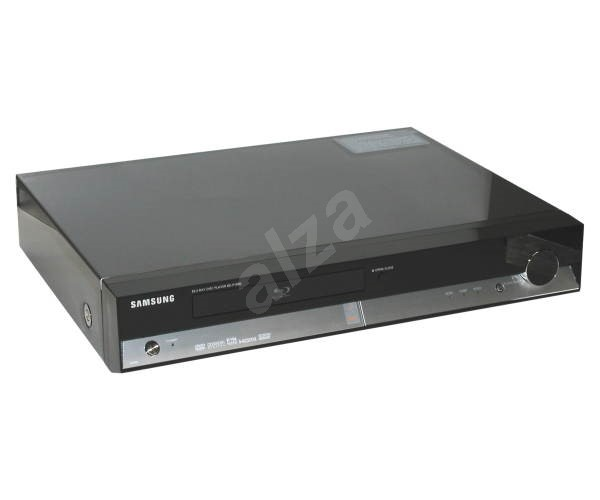 fcd8d0dba Stolní Blu-ray přehrávač Samsung BD-P1000 - | Alza.cz