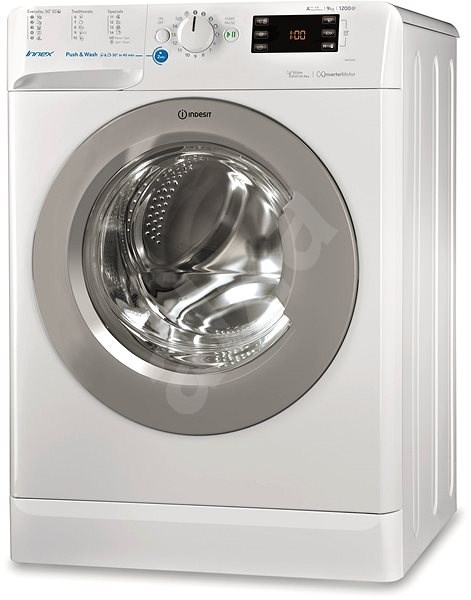 INDESIT BWE 91284X WSSS EU - Pračka s předním plněním