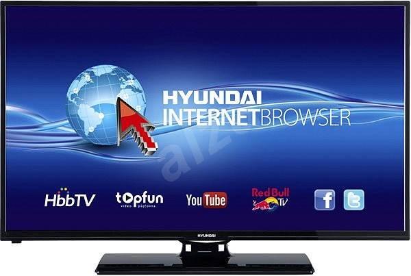 "40"" Hyundai FL 40382 SMART - Televize"