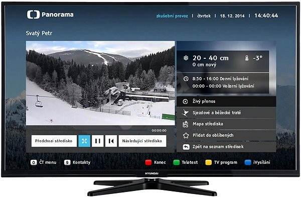 "50"" Hyundai FLE 50S372 SMART - Televize"