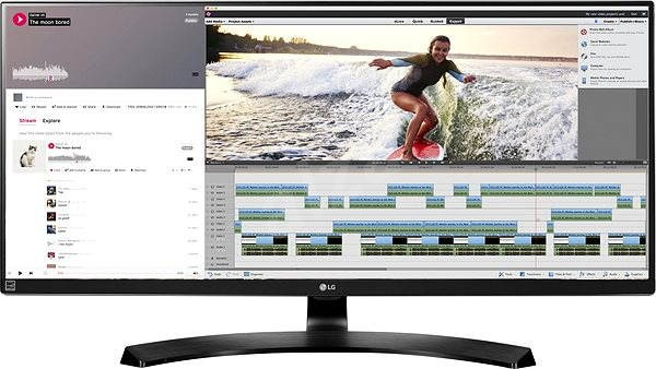 """34"""" LG 34UM88 Ultrawide - LCD monitor"""