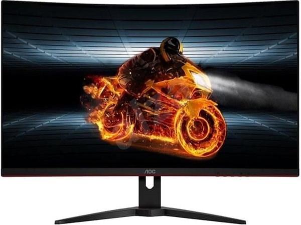 "32"" AOC CQ32G1 - LCD monitor"