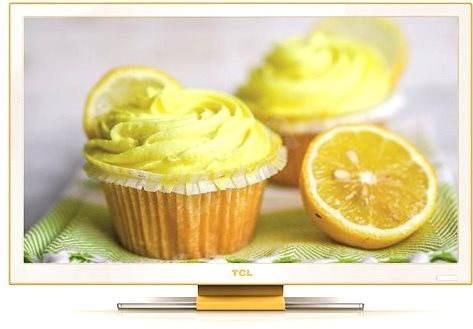 """24"""" TCL L24E4383F žlutá - Televize"""