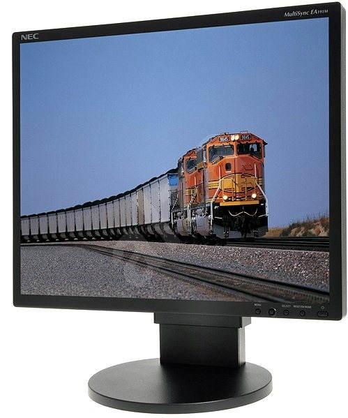 "19"" NEC MultiSync EA191M černý - LCD monitor"