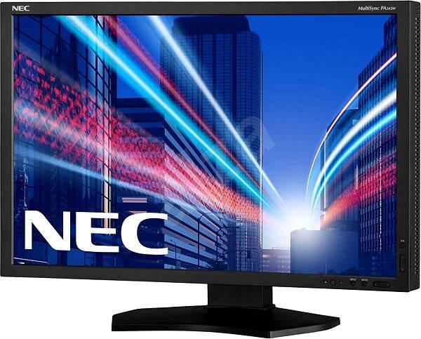 """24"""" NEC MultiSync PA242W černý - LCD monitor"""