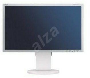 "27"" NEC MultiSync EA273WM stříbrný - LCD monitor"