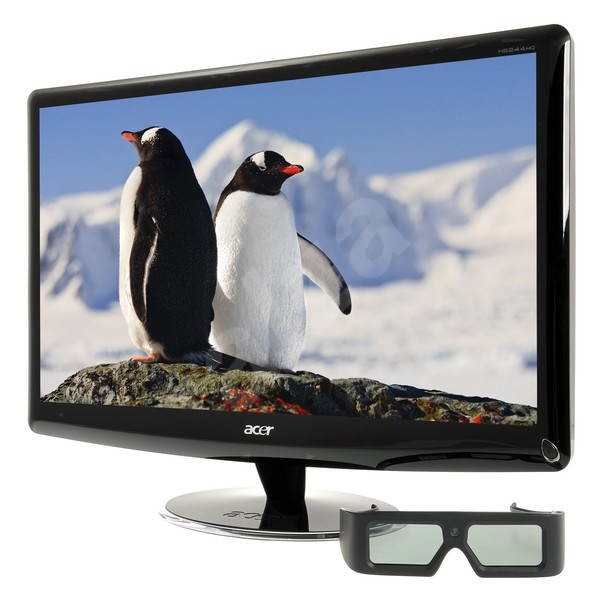 """24"""" Acer HS244HQbmii - LCD monitor"""