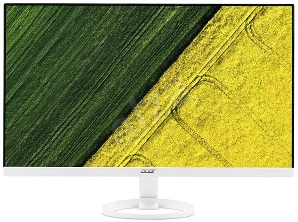 """23,8"""" Acer R241YBwmix, IPS LED, White - LCD monitor"""