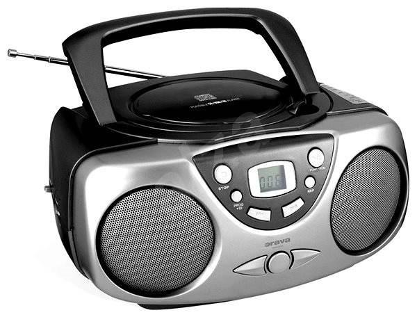 Orava RCD-812 - Radiomagnetofon