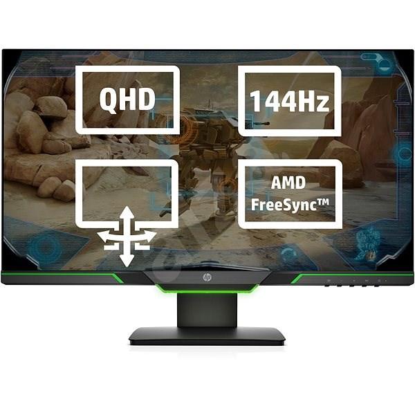 "27"" HP 27xq - LCD monitor"