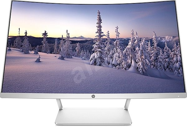 """27"""" HP 27 Curved Display - LCD monitor"""