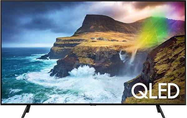 "75"" Samsung QE75Q70 - Televize"