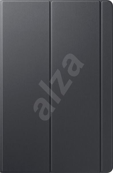 Samsung Galaxy Tab S6 Bookcover šedé - Pouzdro na tablet