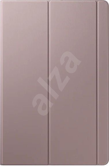 Samsung Galaxy Tab S6 Bookcover hnědé - Pouzdro na tablet