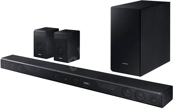 Samsung HW-Q90R/EN - SoundBar