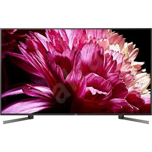 """75"""" Sony Bravia KD-75XG9505 - Televize"""