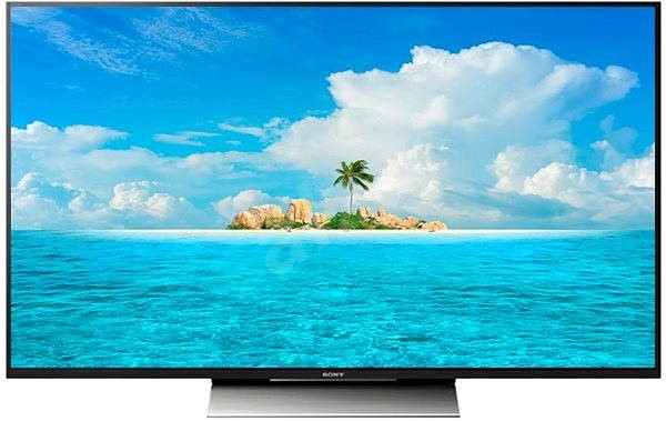 "55"" Sony Bravia KD-55XD8005 - Televize"