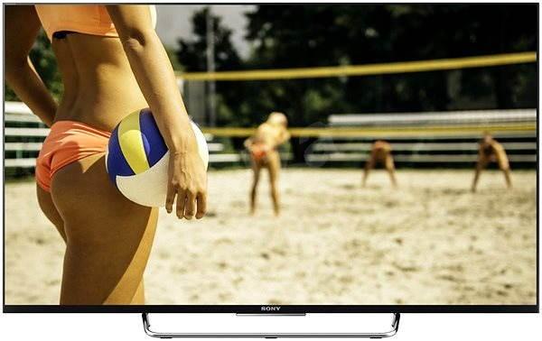 "43"" Sony Bravia KDL-43W805C - Televize"