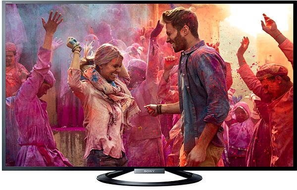 """47"""" Sony Bravia KDL-47W807 stříbrná - Televize"""
