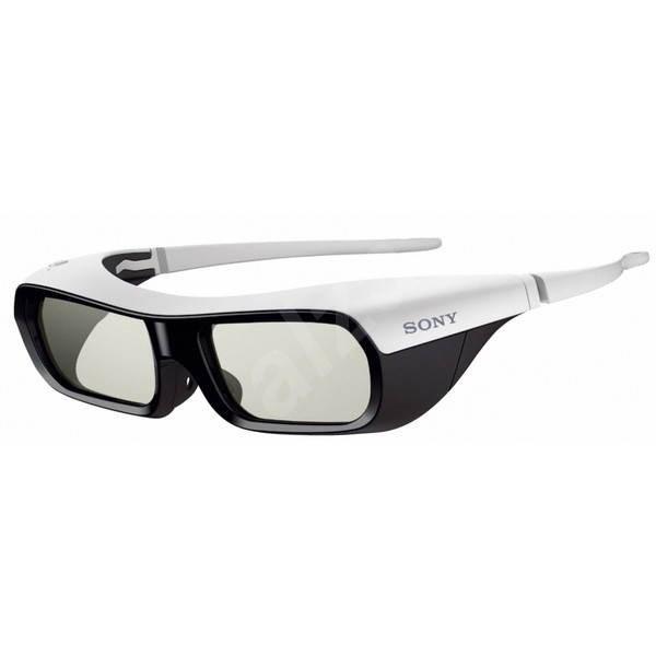 Sony TDG-BR250W bílé - 3D Brýle