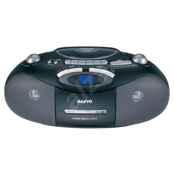 SANYO MCD UB685M  - Radiomagnetofon