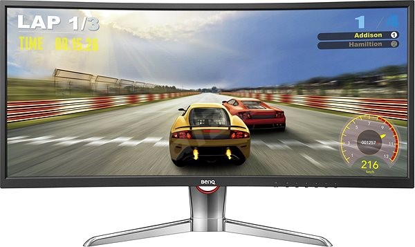"""35"""" BenQ XR3501 Curved - LCD monitor"""
