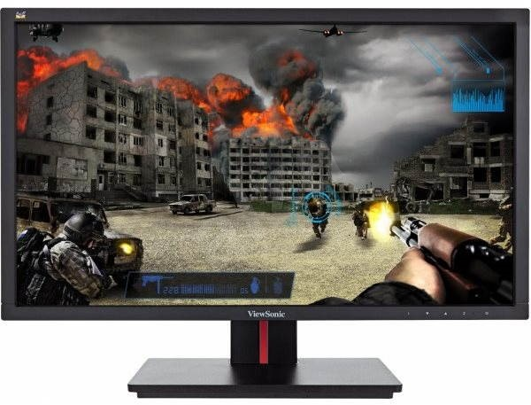 """24"""" ViewSonic VG2401MH-2 černý - LCD monitor"""