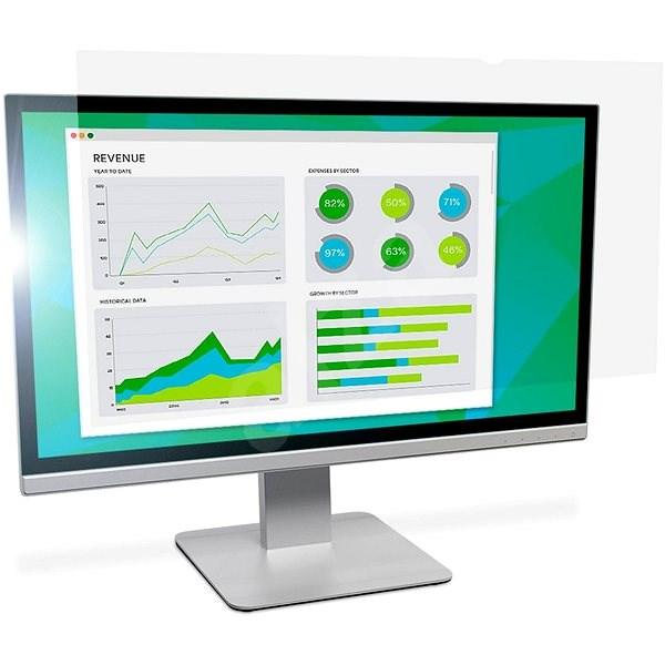 """3M na LCD displej 21.5"""" widescreen 16:9, anti-glare - Ochranná fólie"""