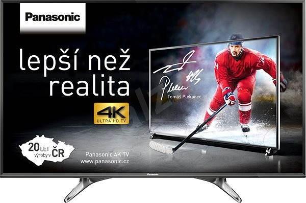 """49"""" Panasonic TX-49DX600E - Televize"""