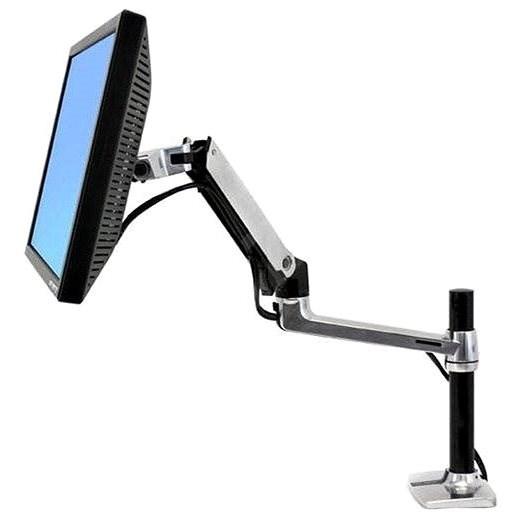 ERGOTRON LX Desk Mount Arm, Tall Pole - Držák na monitor