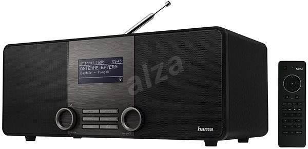 Hama DIR3010 - Internetové Rádio  1be245c0a41