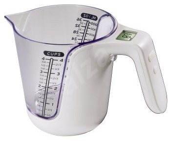 XAVAX s odměrnou nádobou - Kuchyňská váha