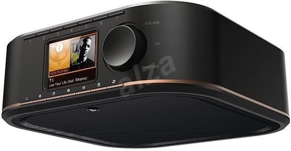 Hama IR350M černé - Internetové Rádio