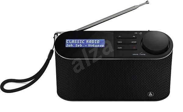 Hama DR15 - Rádio