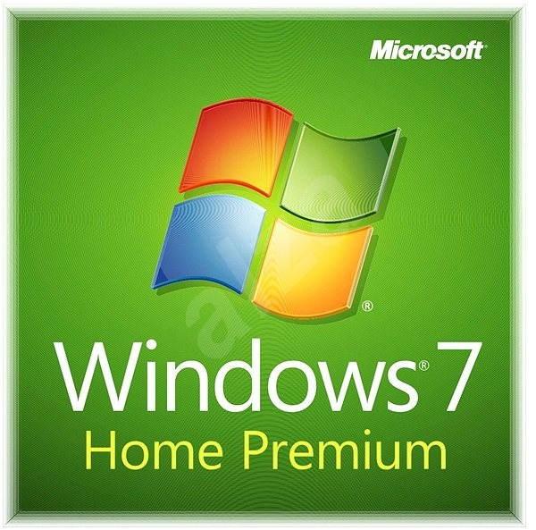 Microsoft Windows 7 Home Premium CZ SP1 64-bit, (OEM) - Operační systém
