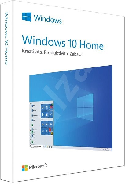 Microsoft Windows 10 Home SK (FPP) - Operační systém