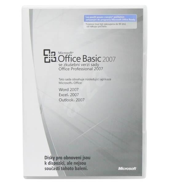 2007 microsoft office professional
