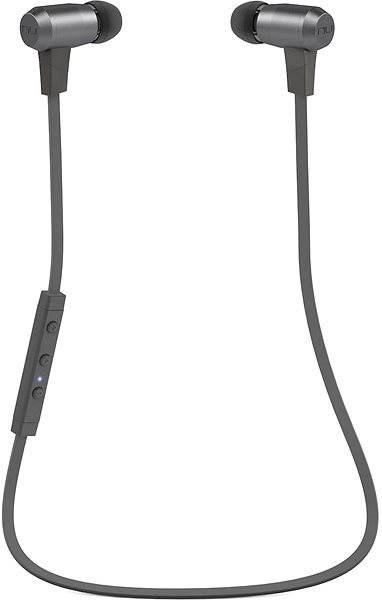 NuForce BE6i Grey - Bezdrátová sluchátka