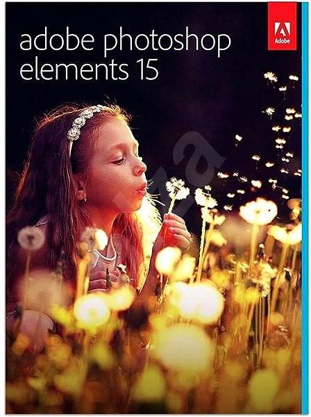 Adobe Photoshop Elements 15 MP ENG - Grafický software