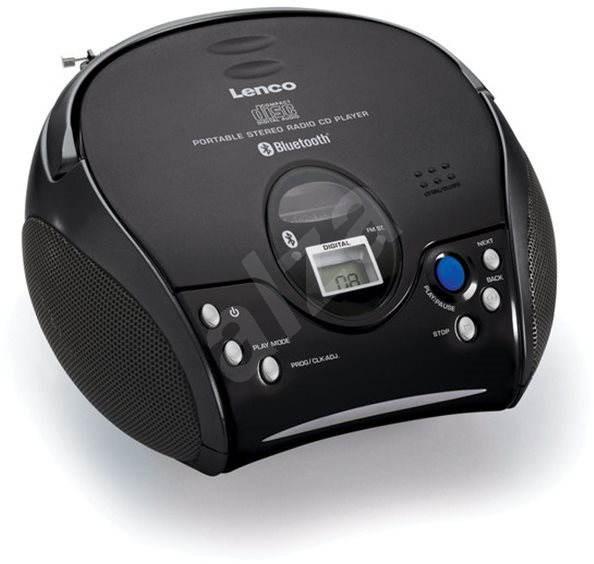 Lenco SCD-32BT - Rádio
