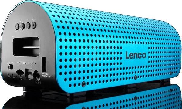 Lenco GRID-7 modrý - Reproduktor
