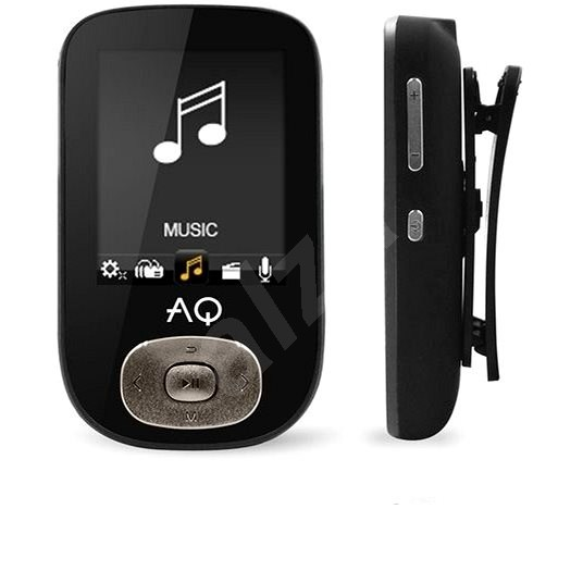 AQ MP03BK - MP4 přehrávač