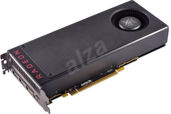 XFX Radeon RX 480 Custom Backplate OC 8GB DDR5 - Grafická karta