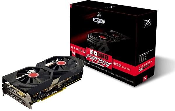 XFX Radeon RX 590 8GB FATBOY - Grafická karta