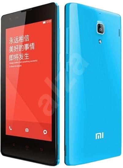 Xiaomi Redmi 1S Blue Dual SIM - Mobilní telefon