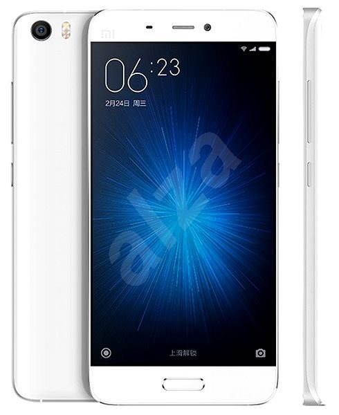 Xiaomi Mi5 32GB White - Mobilní telefon